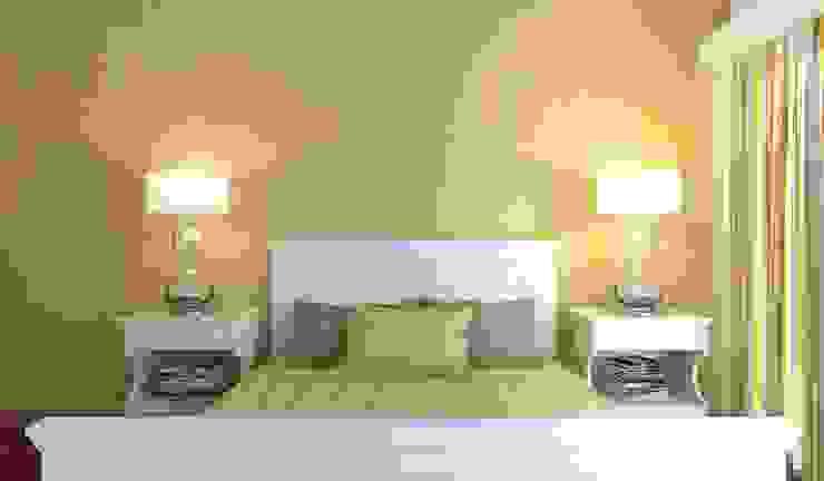 Baobart Arquitetura e Design Modern style bedroom