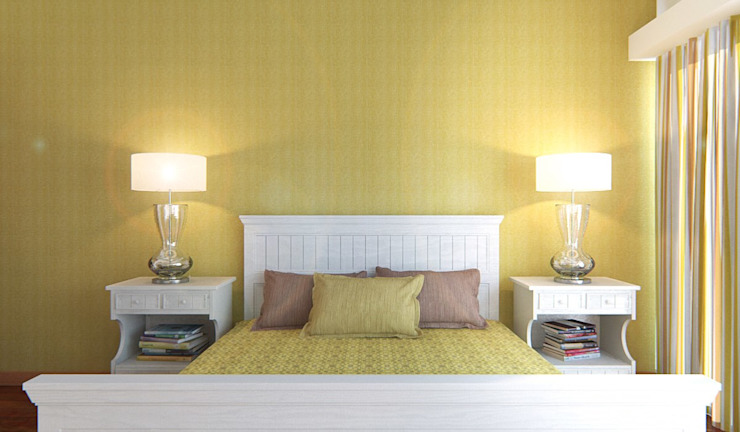 Dormitorios modernos de Baobart Arquitetura e Design Moderno