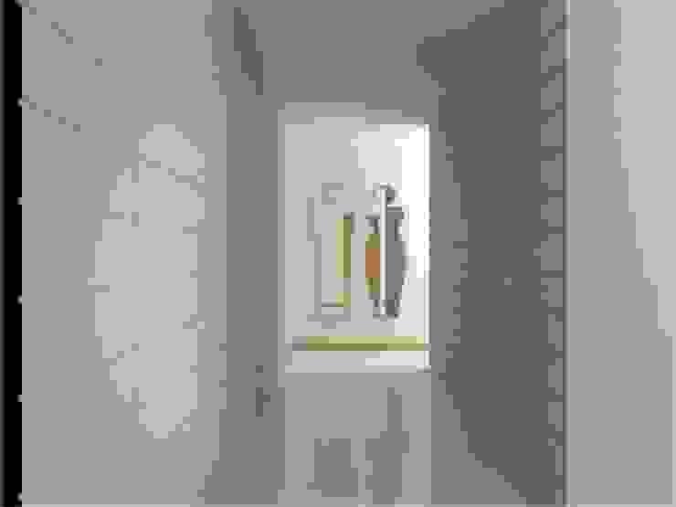 Quartos e Suites Corredores, halls e escadas modernos por Baobart Arquitetura e Design Moderno