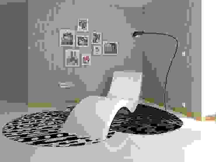Quartos e Suites Quartos modernos por Baobart Arquitetura e Design Moderno