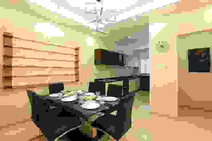 Model Flat Modern dining room by Design Cafe Modern