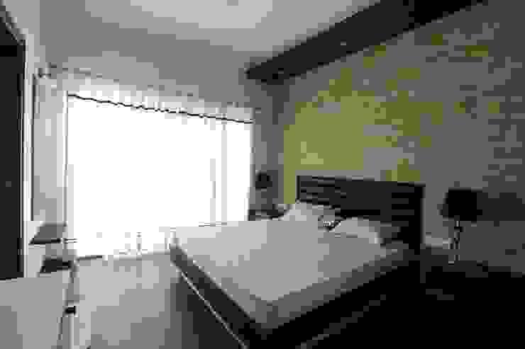 Model Flat:  Bedroom by Design Cafe
