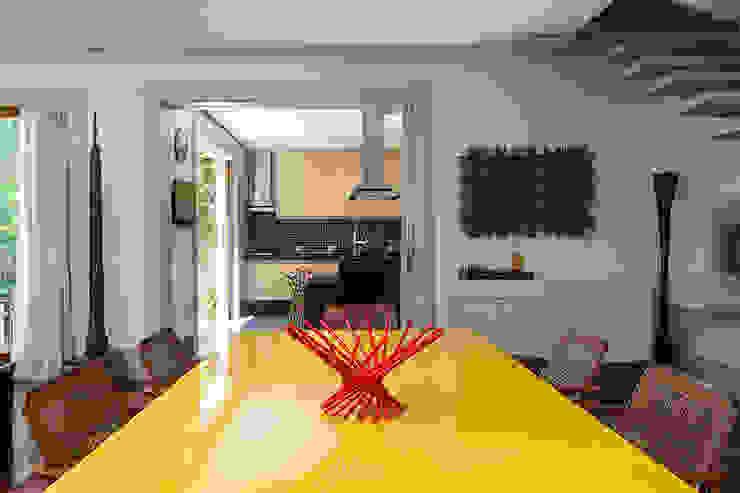 Sampaio Vidal Salas de jantar modernas por Eliane Mesquita Arquitetura Moderno