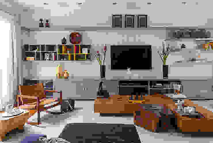 Living room by Eliane Mesquita Arquitetura, Modern