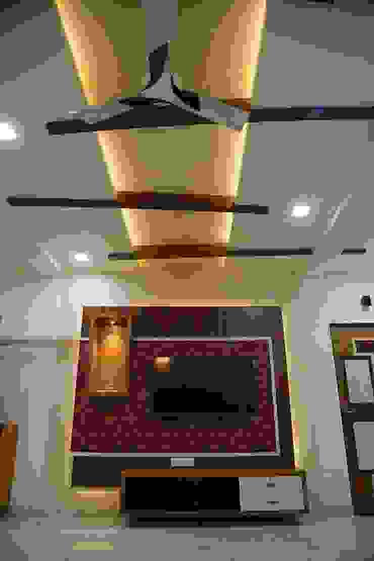 Livin interiors Moderne Wohnzimmer