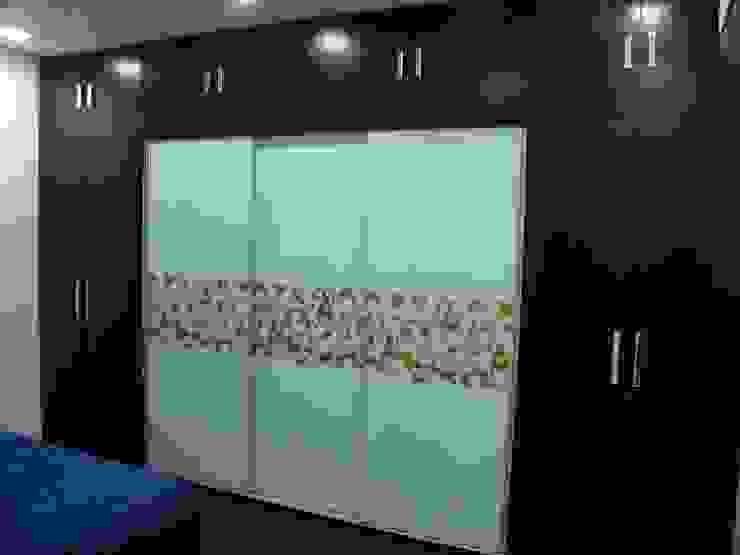 Livin interiors Moderne Schlafzimmer
