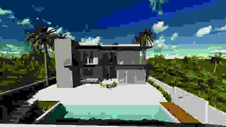 Casa MM Casas modernas por Renata Matos Arquitetura & Business Moderno