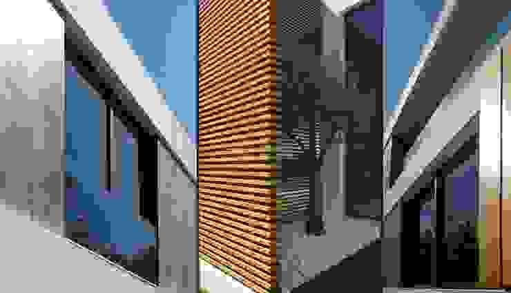 Shelf House Casas minimalistas por MUTANT architecture & design Minimalista