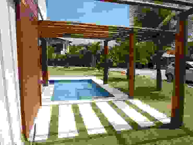 Tupinanquim Arquitetura Brasilis Casas de estilo rústico