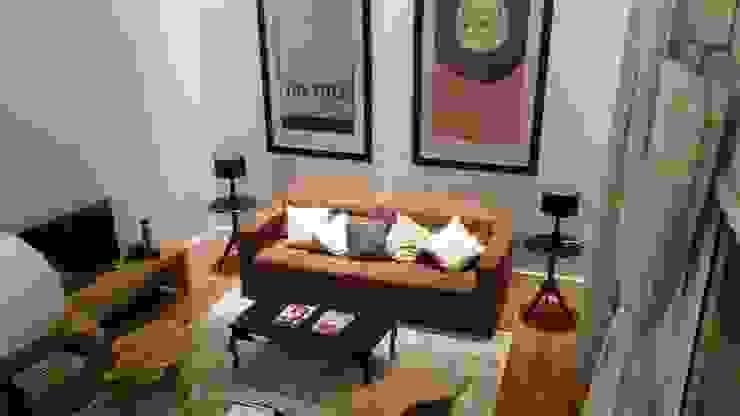 Intervención Bochera en Sao Paulo La Bocheria Living room