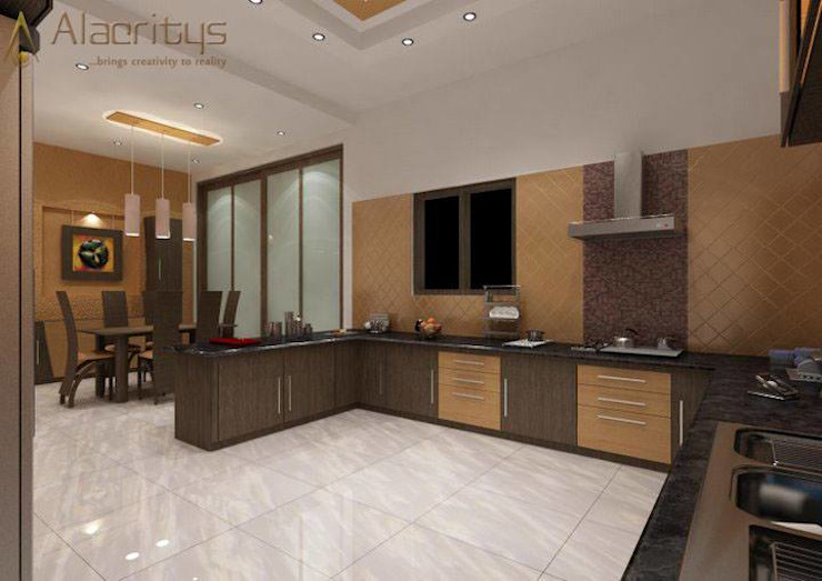 homify Modern kitchen