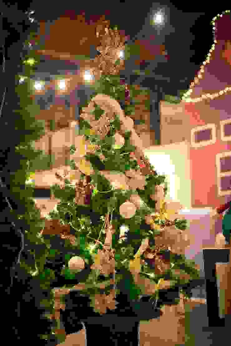 Arreglos navideños de XMAS (Christmas) Moderno