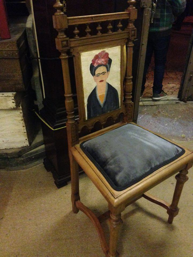 Cadeira por Second Life Eclético