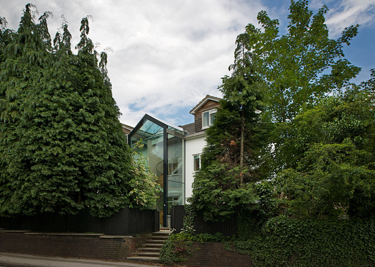 Sandpit Lane Modern houses by Civic Design + Build Modern