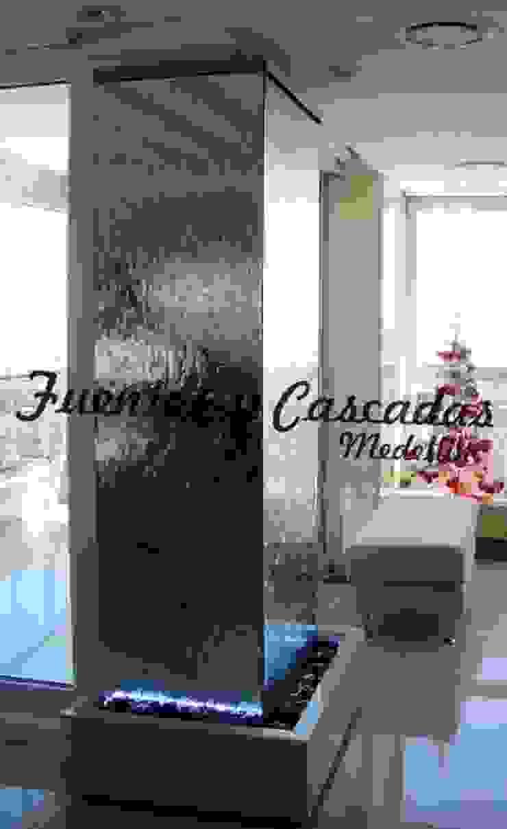 Fuentas de Agua de Fuentes y Cascadas Medellin Moderno