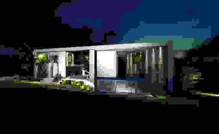Casa CL Casas modernas por Renata Matos Arquitetura & Business Moderno