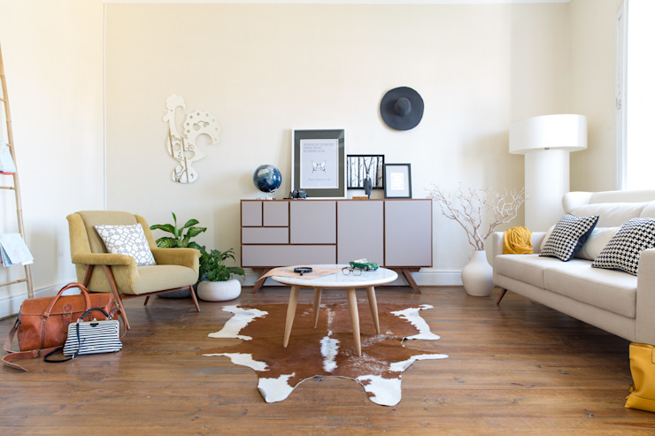 Woonkamer door Loloca Design,