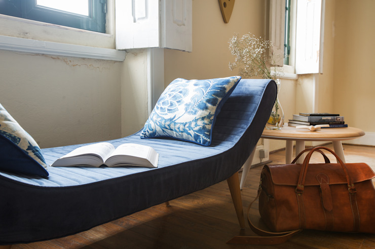 Reading time por Loloca Design Eclético