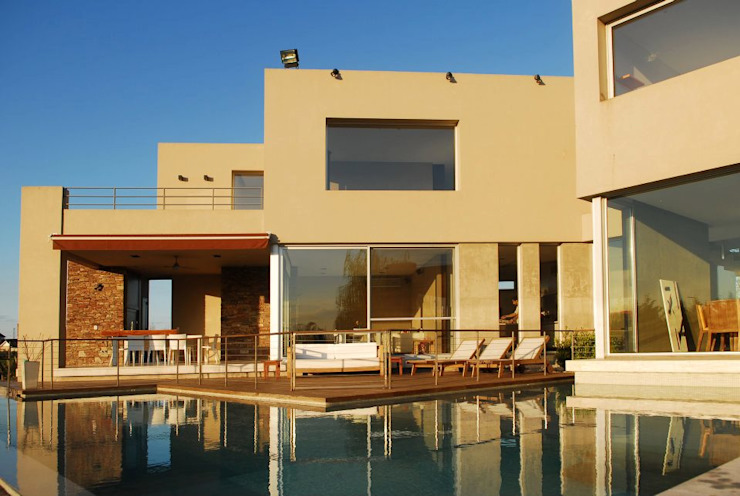 Casa en Castores, Nordelta Modern Evler dmejecuciondeobras Modern
