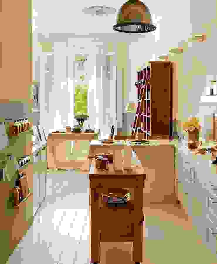 Proyectos de interiorismo varios Cucina moderna di estudio 60/75 Moderno
