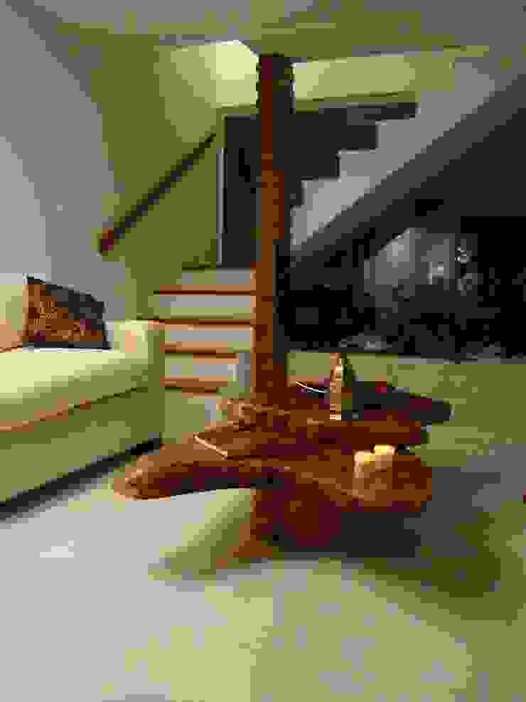 Tupinanquim Arquitetura Brasilis Living room