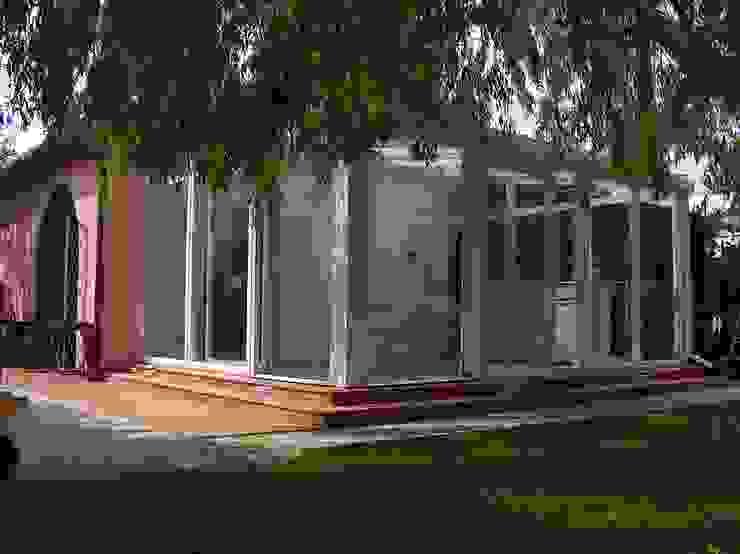 Progetto モダンな 家 の Arch. Alfredo Bandini モダン ガラス