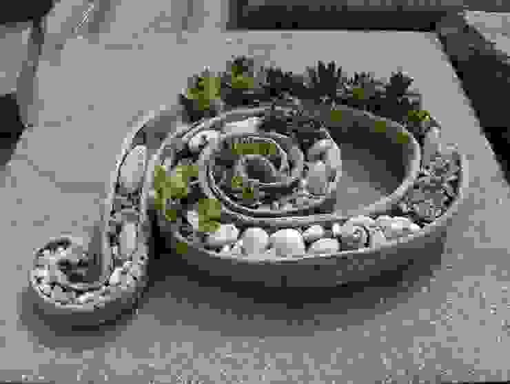 Dekoration Modern Garden by rote_libelle Modern