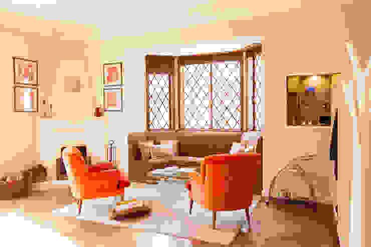 by ShiStudio Interior Design Eclectic
