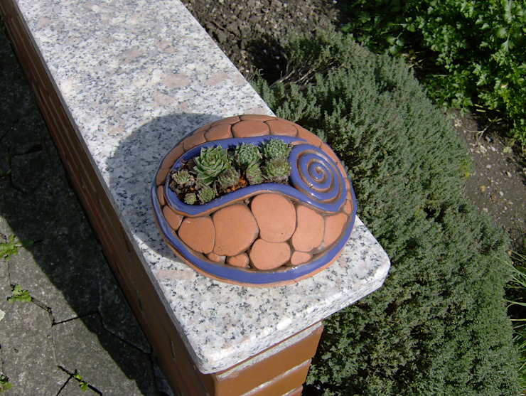 Dekoration rote_libelle Modern Garden