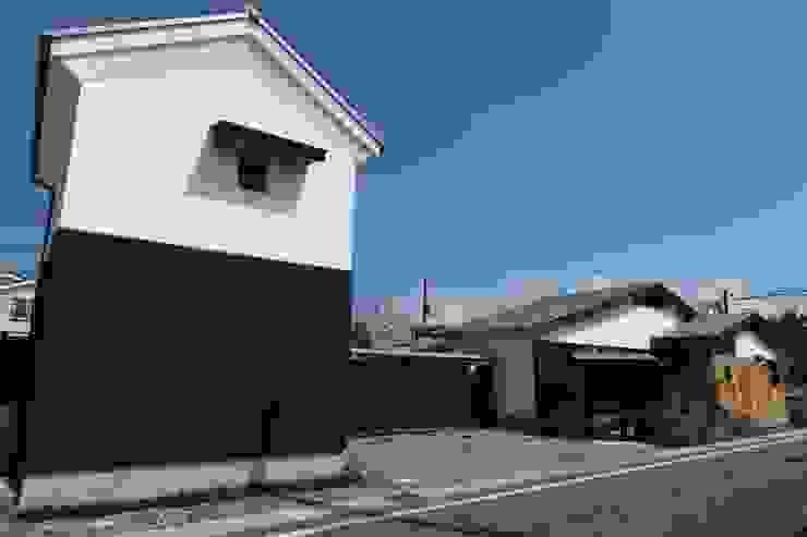 新築平屋+移築蔵の住宅 日本家屋・アジアの家 の 六波羅真建築研究室 和風