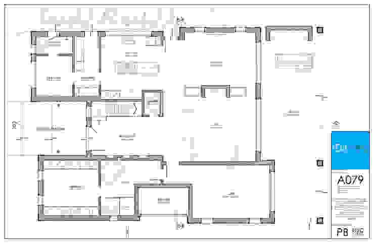 Casas de estilo clásico de IDB ARQ Clásico