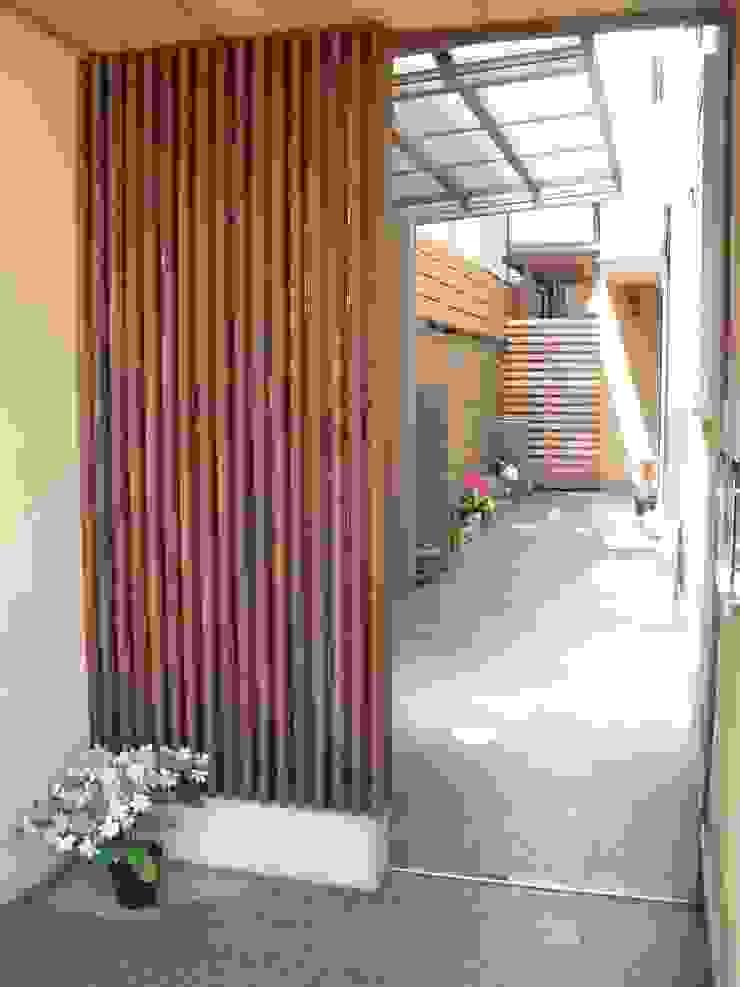 御所南の家Ⅱ モダンな 家 の 株式会社 atelier waon モダン