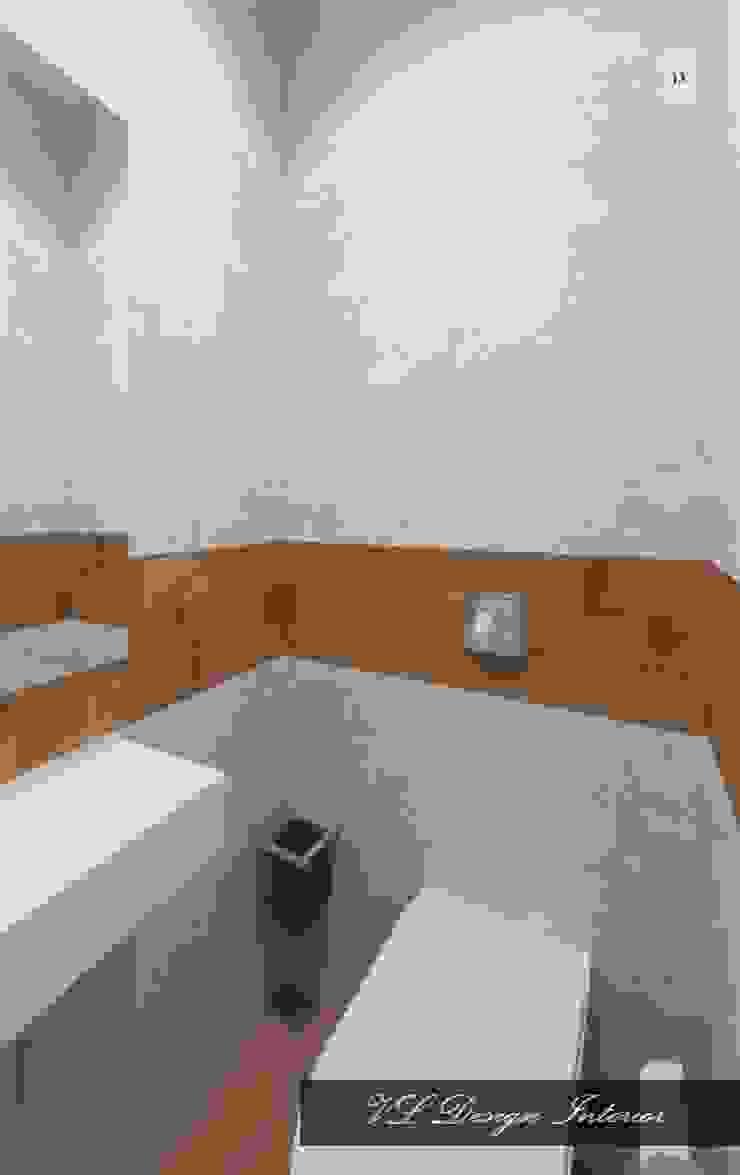 Мягкий лофт Ванная в стиле лофт от vl design interior Лофт