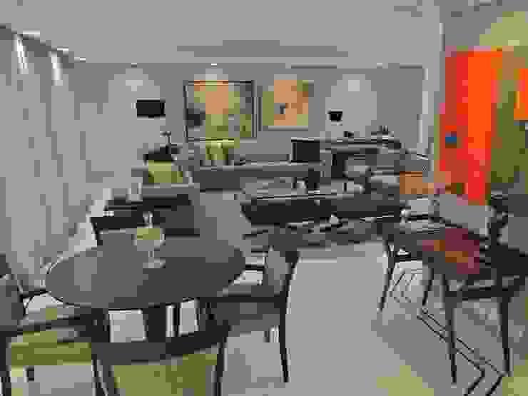 Estúdio DL Salas de jantar modernas por ESTUDIO DL arquitetura Moderno