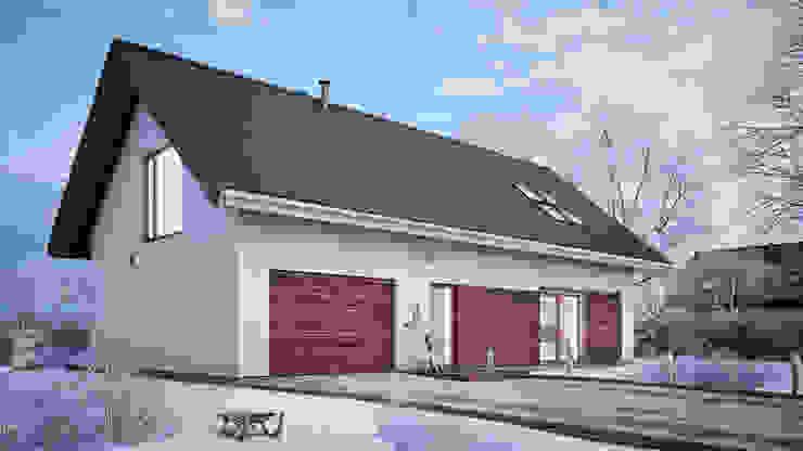 Uniwersalny standard #2 Klasyczne domy od INDEA Klasyczny