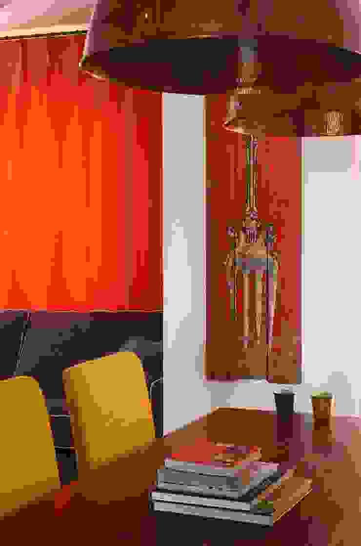 Совет да Любовь Столовая комната в стиле модерн от Korneev Design Workshop Модерн