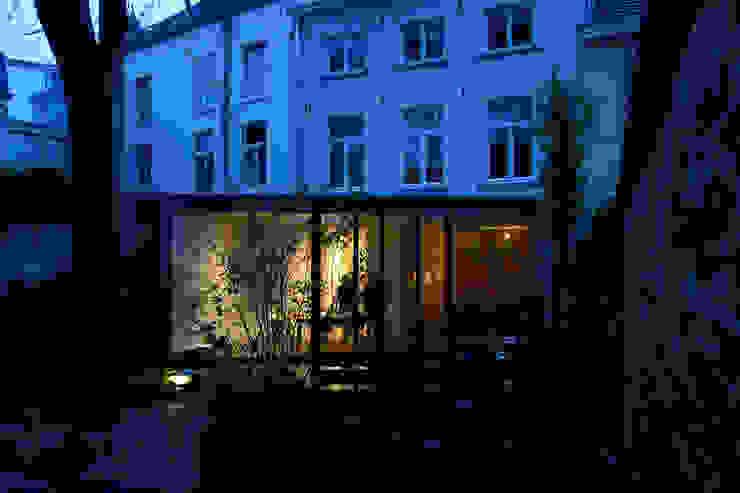 Uitbouw | uitbreiding woonhuis Moderne huizen van Engelman Architecten BV Modern