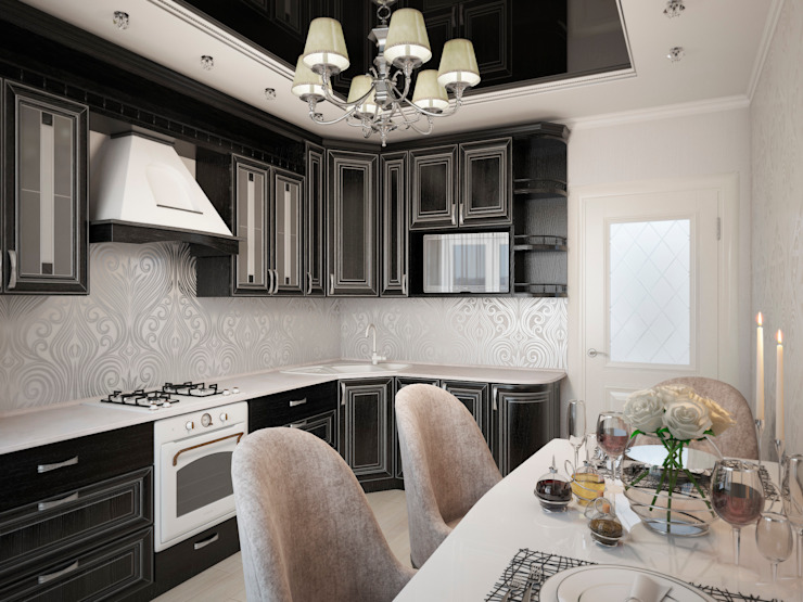 Classic style kitchen by Artstyle Classic