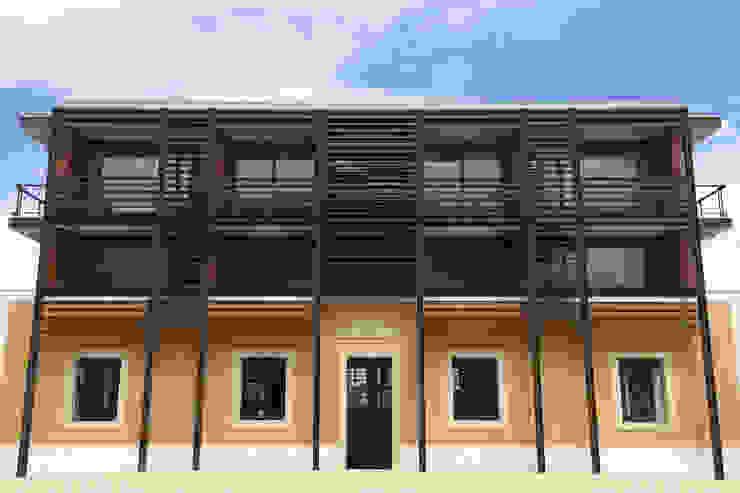 Edifício Duque de Loulé Casas modernas por SOUSA LOPES, arquitectos Moderno