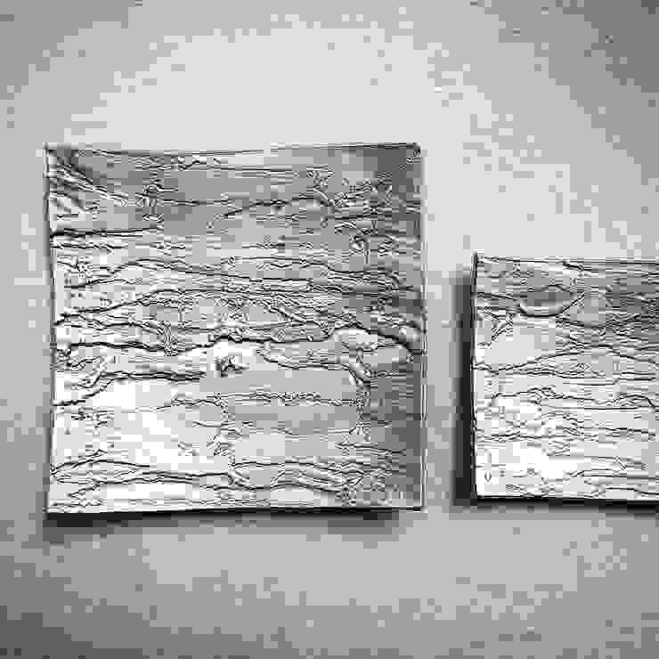 銀樹 取り皿    銀樹 小皿: Satomi nodaが手掛けた折衷的なです。,オリジナル 磁器