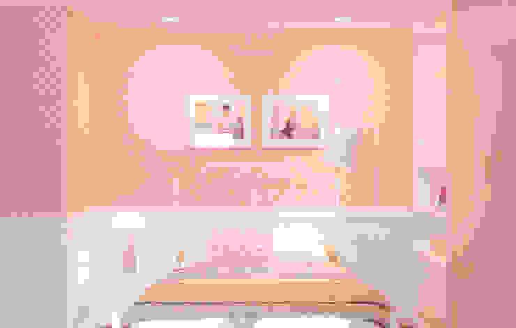 Ямно Детская комнатa в стиле кантри от Brama Architects Кантри МДФ