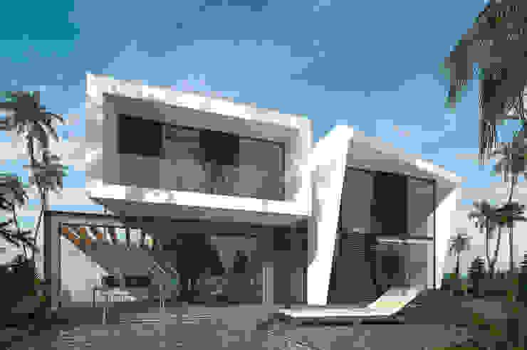 Дома в стиле модерн от 2architecten Модерн