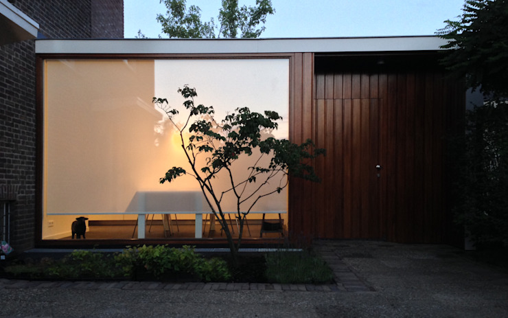 Jardin moderne par 2architecten Moderne