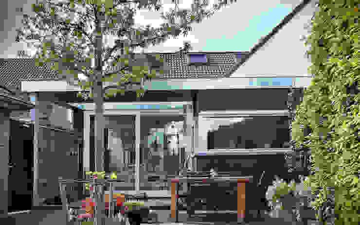 Woonhuis EABR Veldhoven Moderne huizen van 2architecten Modern
