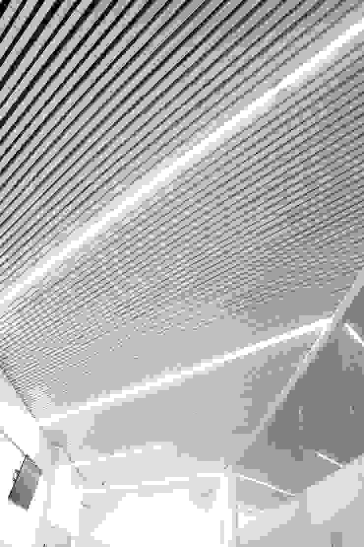 Moderne Schulen von The Pont design Modern Aluminium/Zink