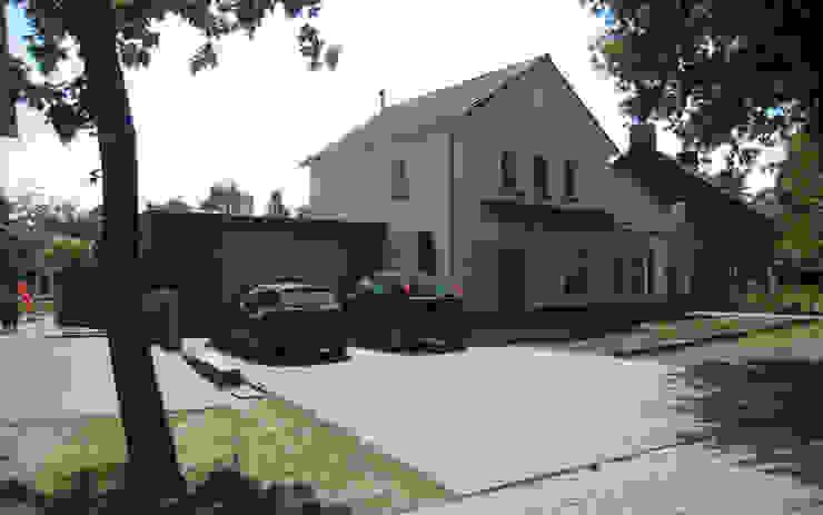 Woonhuis LBRL Asten:  Huizen door 2architecten,