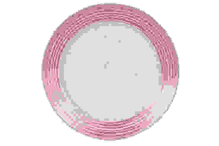 Dinner Plate:  tropical por DaTerra,Tropical Cerâmica