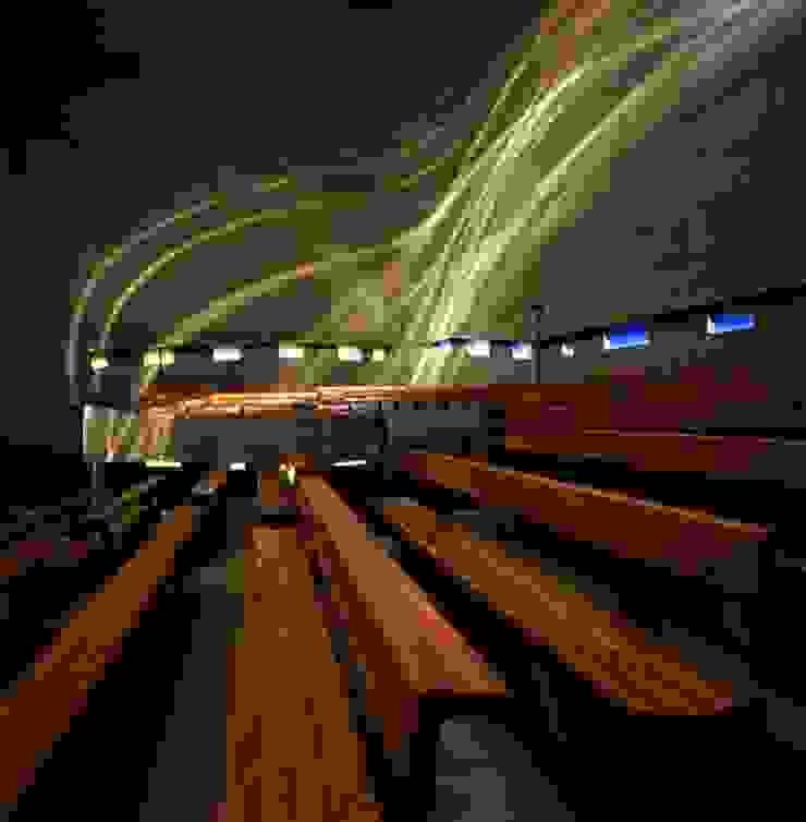 Iglesia de Saint-Pierre Estudios y oficinas modernos de Estudio 3 Moderno