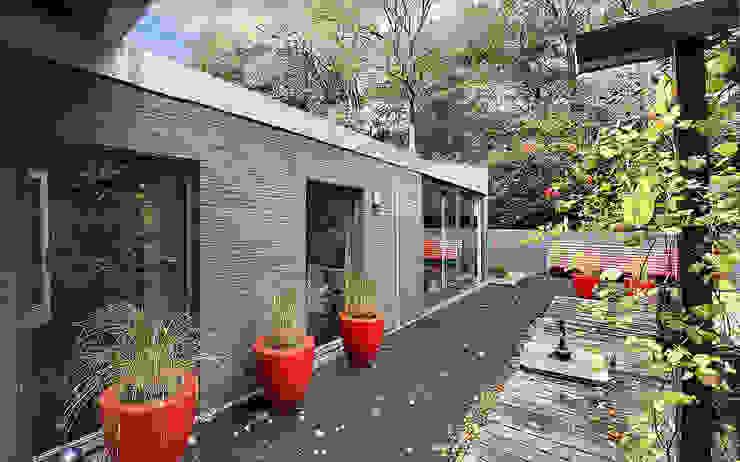 Woonhuis MDCL Asten Moderne huizen van 2architecten Modern