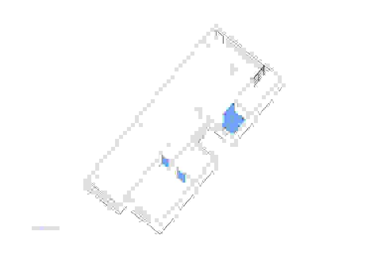 RSRG Arquitetos Dinding & Lantai Minimalis